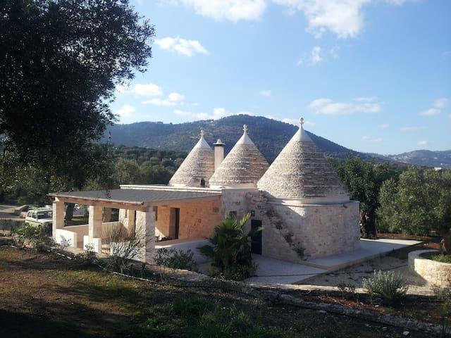 Andrelisa's Trullo - Fasano - House