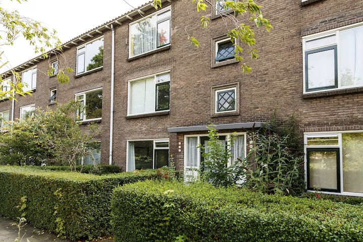 Contemporary bright apartment with spacious garden - Utrecht - Apartment