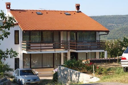 Apartment Nevenka in Pobegi-Koper Slovenia