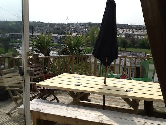 Comfy riverside family home - Wadebridge - Dům