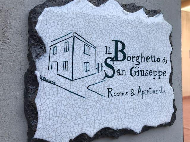 Il Borghetto di San Giuseppe Mongibello Apartment