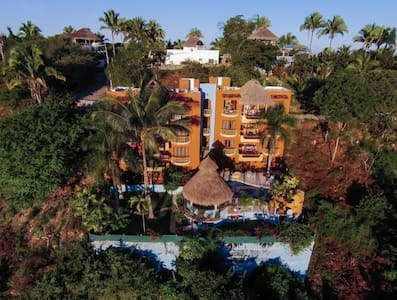Villa with Jungle View in Sayulita - Sayulita
