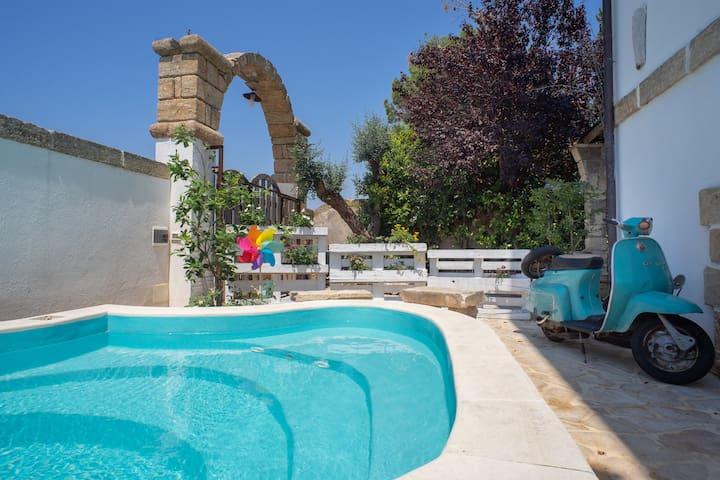 Lucy's  Home Apulia. Casa vacanza di grande charme