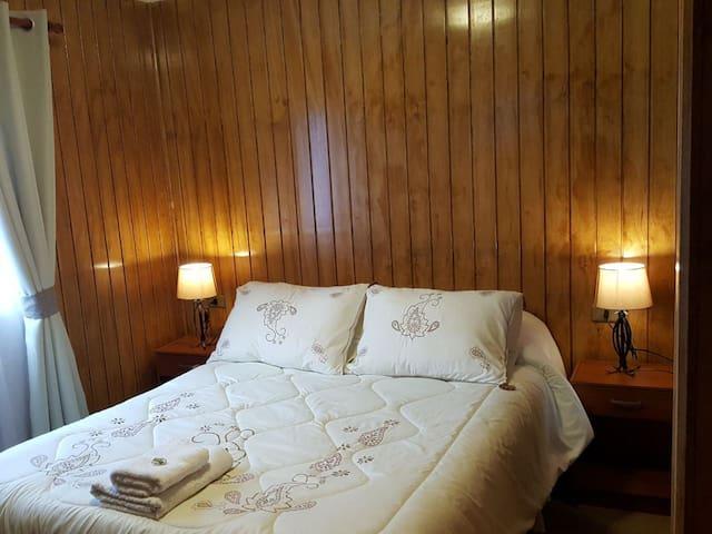 Cabin Pulegan 3 camas