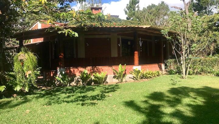San José la Majada. Casa Escondida