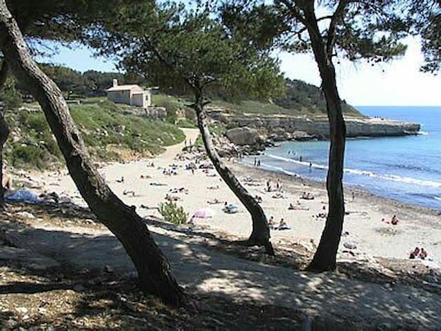 Villa neuve en bord de mer - Martigues - Talo