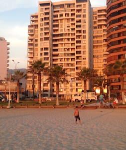 Departamento a pasos de playa Cavancha