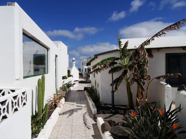 House Blanca de Las Salinas - Teguise - บ้าน