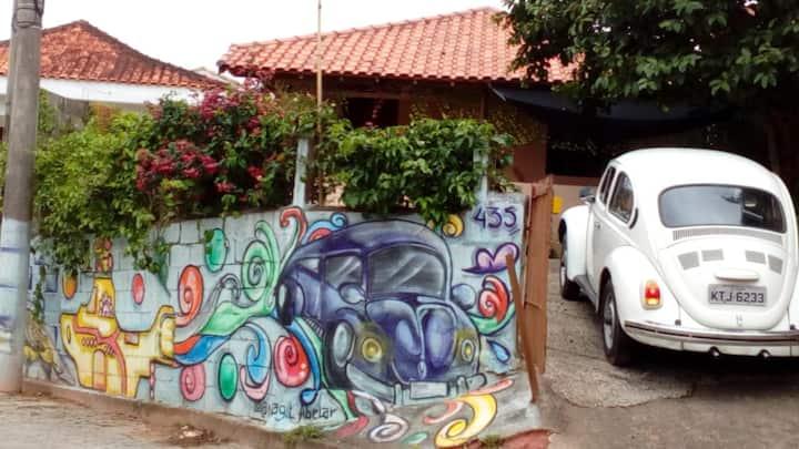 Casa Alternativa em Cunha