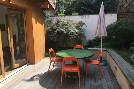 LOVELY HOUSE IN THE HEART OF LYON FOR 4 PEOPLE