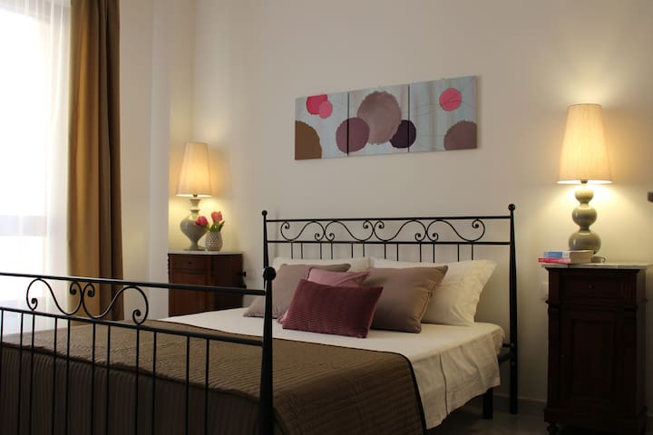Confort and relax in a cozy double room