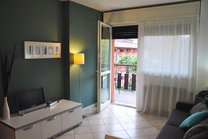 BLUE - Cozy studio in RESIDENZA SASSO MORO - Leggiuno