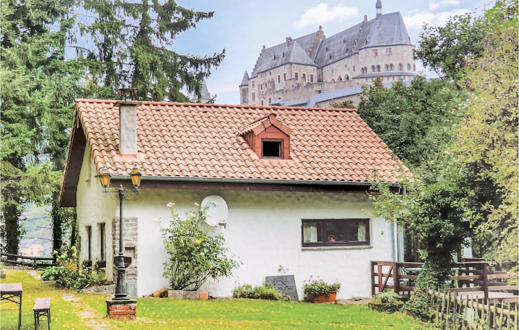 Holiday cottage with 3 bedrooms on 140m² in Vianden