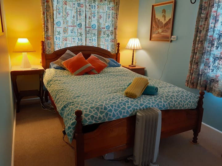 Whispering Pines bedroom