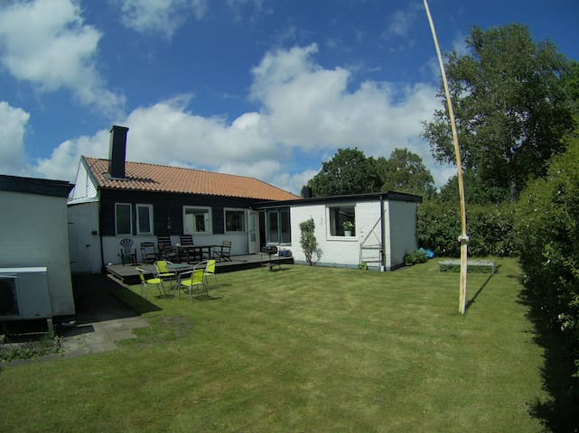 Halmstad, house for rent 10 min drive from centrum