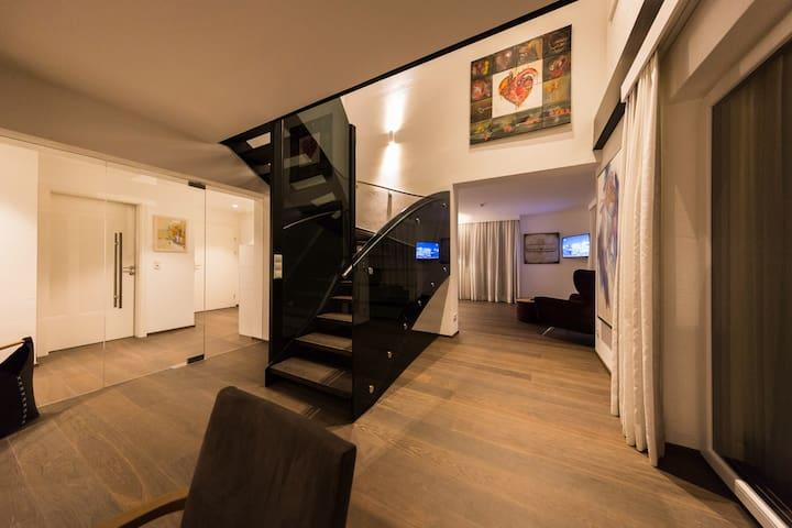 """da Peatala """"Lifestyle"""" Apartment Serfaus (160m²)"""
