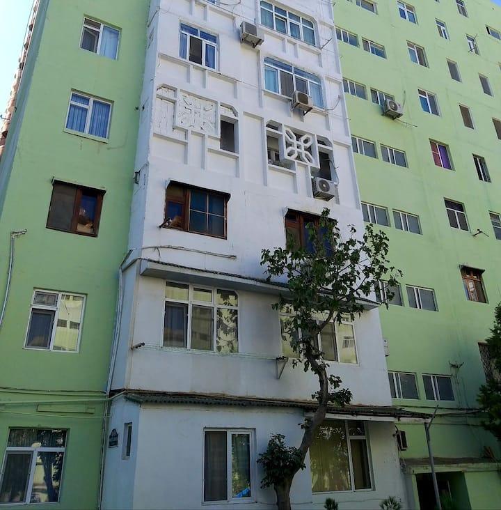 2-3 х комнатная в центре города