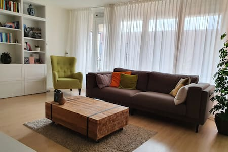 Spacious and modern apartment in Wyck (Center)