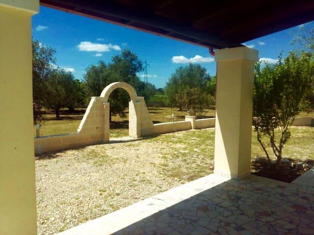Villa Galiotta - Martano - Byt