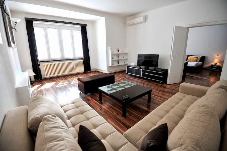 City Central Apartment - 120 square meter - Sarajevo - Appartement