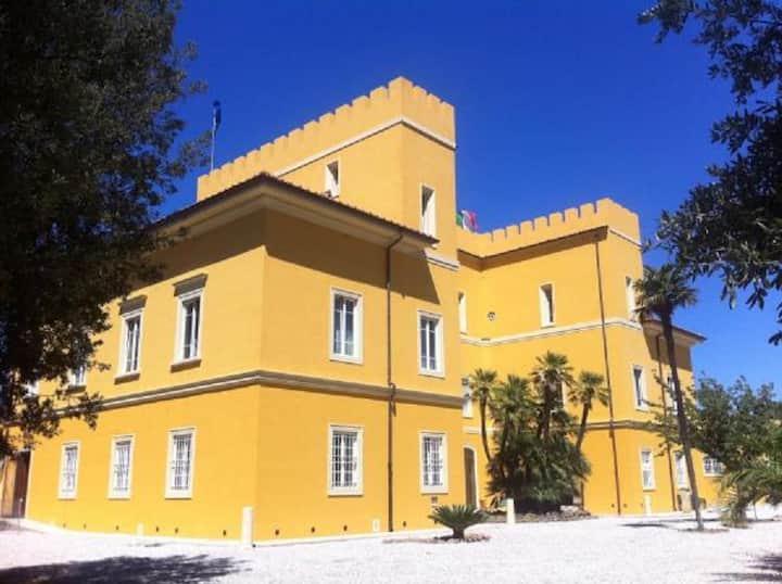Villa Graziani - Quadrilocale per 8 persone