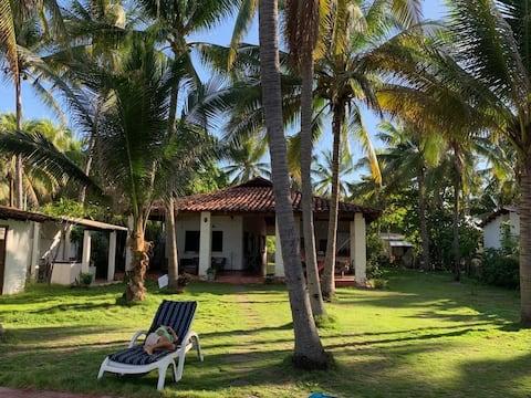 Casa Solmaya en la mejor playa de la libertad