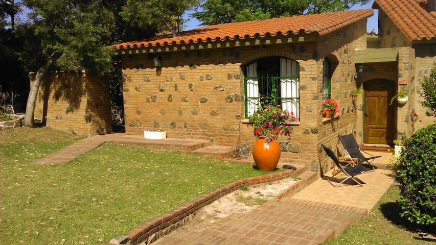 Gran casa en Villa Icho Cruz!!! - Villa Icho Cruz - Casa