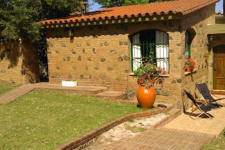 Gran casa en Villa Icho Cruz!!! - Villa Icho Cruz - Huis
