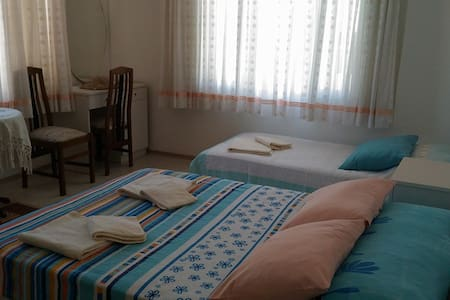 Sea View Room, In The City Centre - Ayvalık - 独立屋