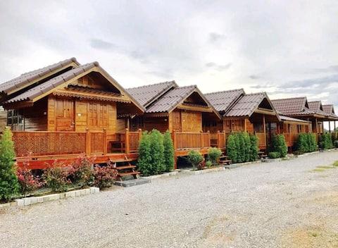 Cozy little wood home in Chiangrai,Imsuk-3