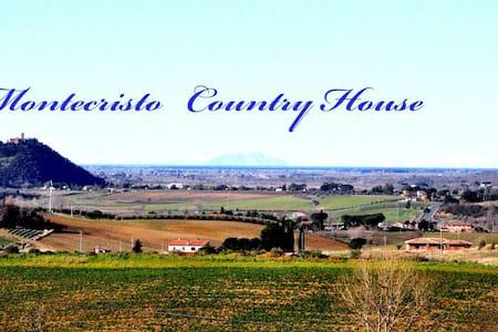 Montecristo country house 2 - Marsiliana - Vila