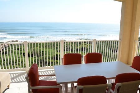 Cinnamon Beach 542 Ocean Front Unit - 아파트