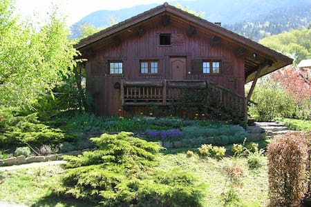 Chalet de basse montagne - Chalet