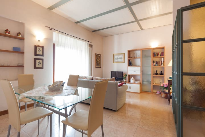 Beautiful flat in Mantua old town - Mantua - Appartement