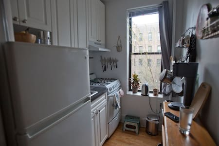 Spotless studio in brownstone Bklyn - Apartment