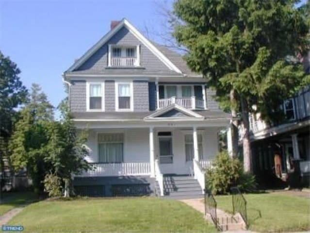 Beautiful Victorian in Berkeley Sq - Trenton - Talo