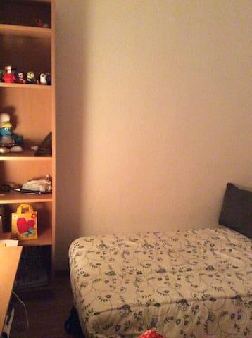 Habitación a 5 min de renfe/metro - Fuenlabrada - Dom