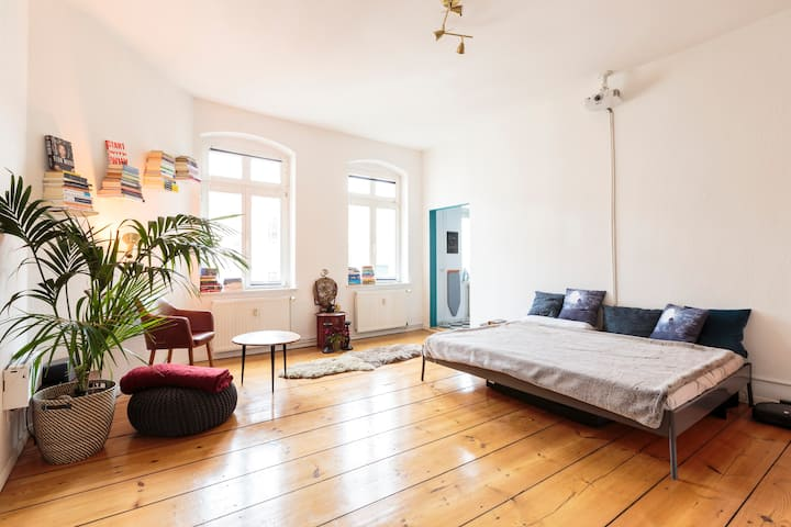 The Jewel of Berlin - Luxury Loft Prenzlauer Berg