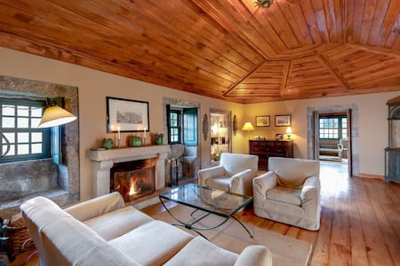 Cozy Mansion in Ponte de Lima with Swimming Pool