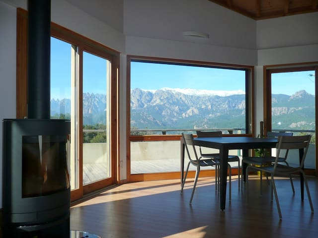 mer montagne rivière - Sari-Solenzara - House