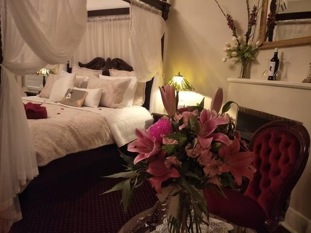 Fernweh Guesthouse Langmeil Room w/ buffet b'fast