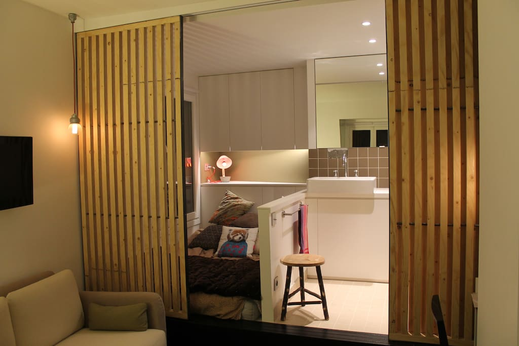 Studio design d 39 architecte paris wohnungen zur miete in - Architecte designer paris ...
