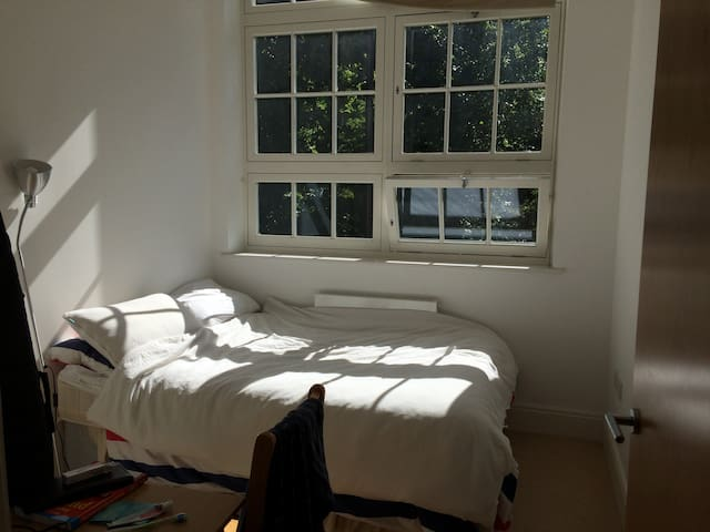 Bright double in Camberwell, friendly house