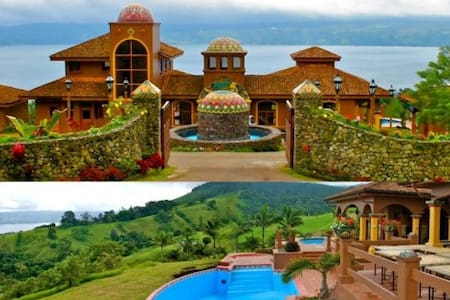 Villa in Lake Arenal. - tilaran - Willa