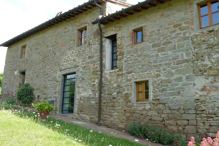 """The Studio"" Campolungo, 2 Pers. - Greve in Chianti - Apartment - 0"
