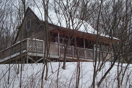 Mountain Cabin near Elk Mountain Ski Resort - Jackson
