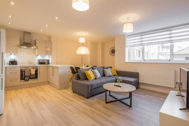 Stevenage Serviced Apartments ✔Families ✔Corporate