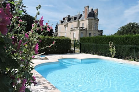 Chateau Vary & Loire  Cottages - Chevallerie (2)