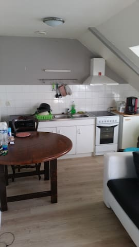 location t2 meublé à la semaine - Quimperlé - Appartement