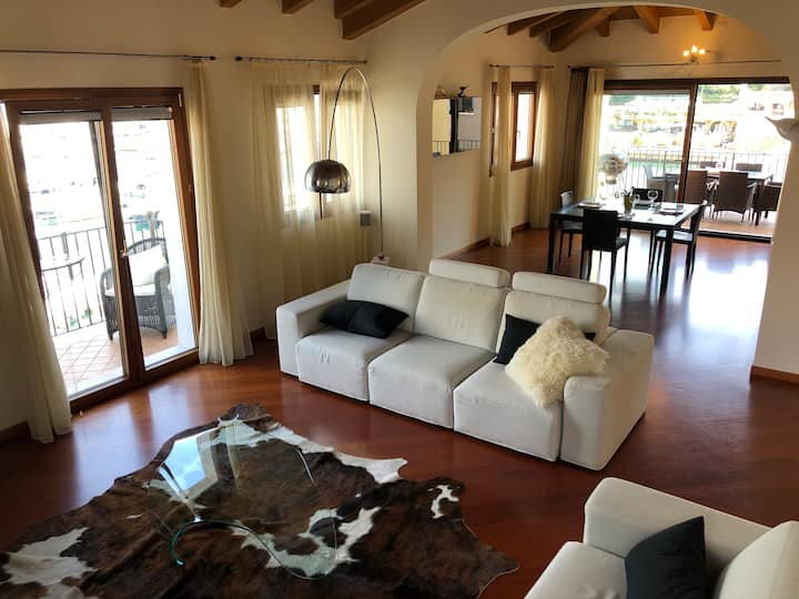Penthouse in Porto San Rocco